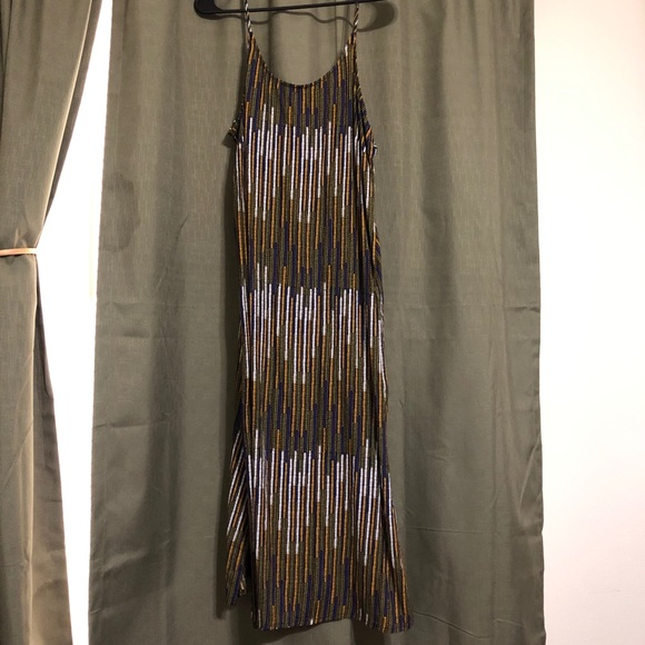 H&M Dresses & Skirts - Moving Sale // H&M Maxi Dress, Spaghetti Strap
